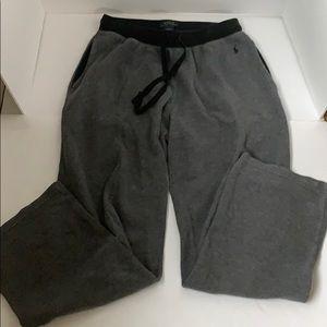 Polo Men's Loungewear Bottoms Size Medium